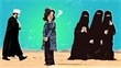 قبول الأنا .. البكيني يكشف نفسية الإسلامجية والبوركيني لا يغطيها